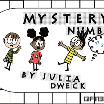 Mystery Numbers  *Fun Problem Solving (Math-based)