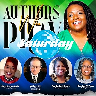 "✍🏽""Authors Who Pray"" 🙏🏽FREE Summit🗣 1/9/2021"