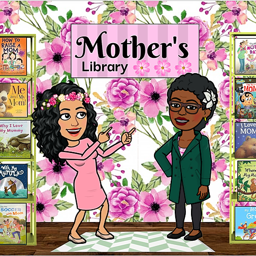 Miss Hecht Teaches 3rd Grade Mother's Library Link Thumbnail | Linktree