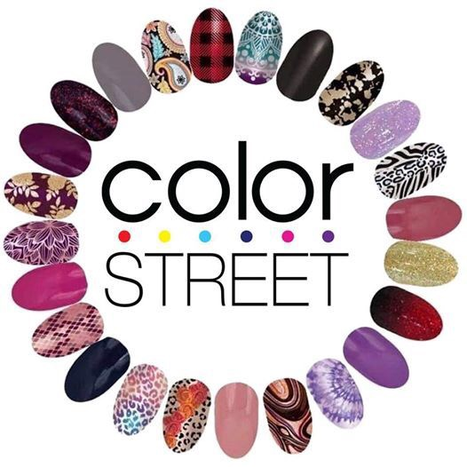 Forever Young COLOR STREET Nail Strips Link Thumbnail | Linktree