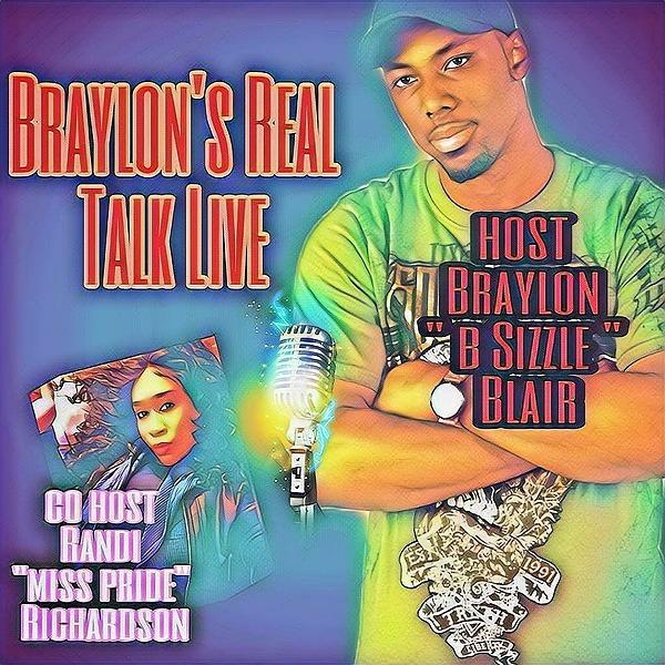 Braylon's Real Talk Live (BRTL25) Profile Image | Linktree