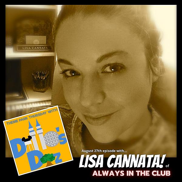 Dillo's Diz Podcast w/ AITC's Lisa Cannata!