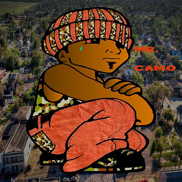 Welcome 2 Camo World RastaBurna soundcloud Link Thumbnail | Linktree