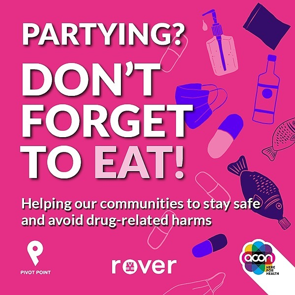 @ACONhealth Be Your Own Rover: Harm Reduction At Home Link Thumbnail   Linktree