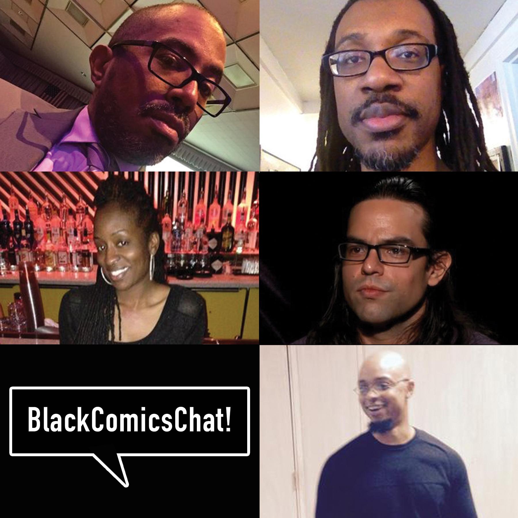 @blackcomicschat Profile Image | Linktree