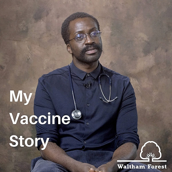 Waltham Forest Council My Vaccine Story  Link Thumbnail | Linktree