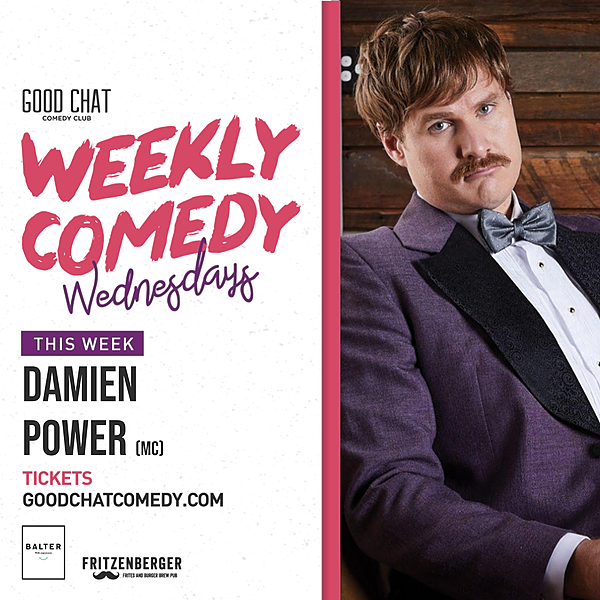 @goodchatcomedy Get tickets to our Wednesday night showcases! Link Thumbnail   Linktree
