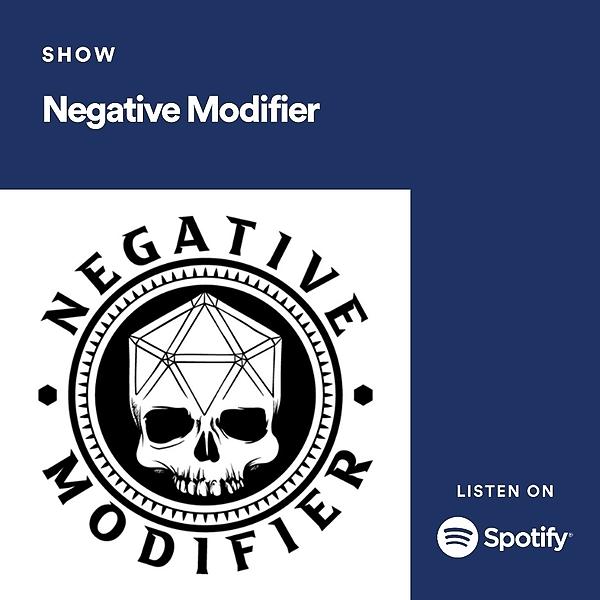 @negativemodifier Negative Modifier on Spotify Link Thumbnail | Linktree
