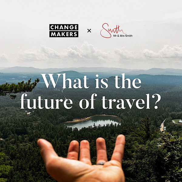 @changemakers.works What is the Future of Travel?  Link Thumbnail   Linktree
