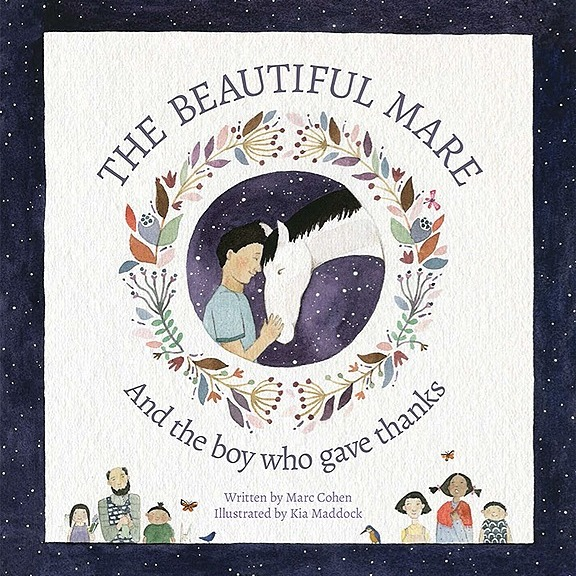 NEW get your digital excerpt of the Beautiful Mare and the Boy Who Gave Thanks