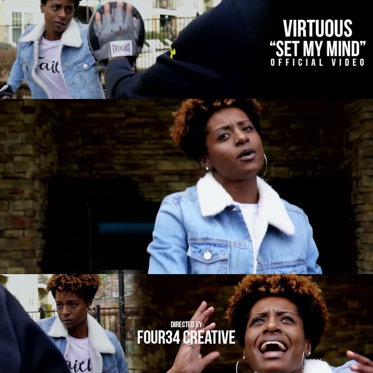 Virtuous - Quick Links Set My Mind (Official Music Video) Link Thumbnail | Linktree