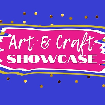 Art & Grace Presenter Search- Art & Craft Showcase Link Thumbnail   Linktree