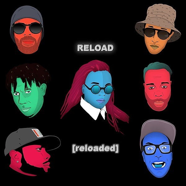 @kaleenazanders RELOAD [reloaded] 12th Planet, Vindata, Lee Wilson, R3LL, KOIL Link Thumbnail | Linktree