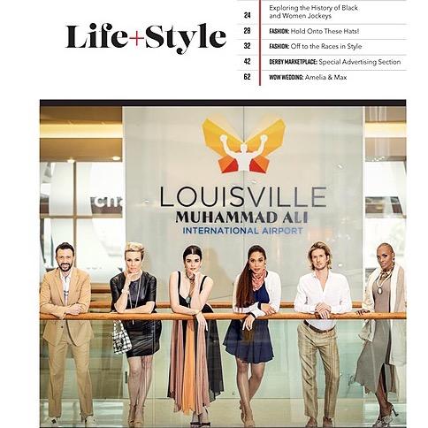 TOP Louisville Magazine - The Derby Issue