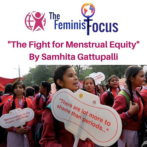 Girls Learn International Feminist Focus: The Fight for Menstrual Equity Link Thumbnail | Linktree