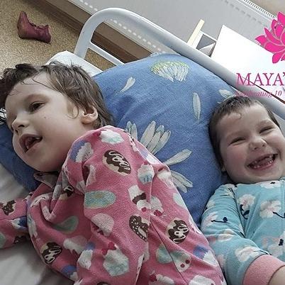 @mayashopefoundation Formula, Diapers, Test Strips and Medicines for Masha and Vika Link Thumbnail | Linktree
