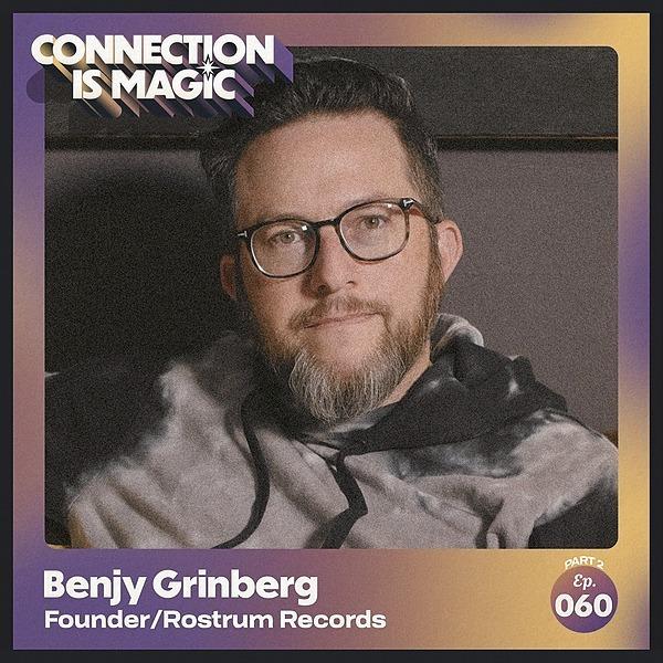 @connectionismagic Benjy Grinberg pt 2 - SoundCloud Link Thumbnail | Linktree