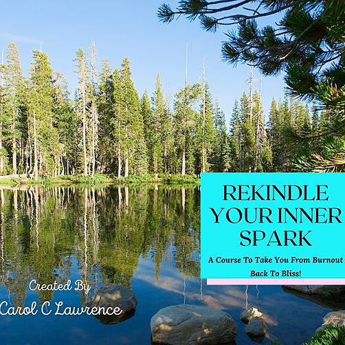 Rekindle Your Inner Spark