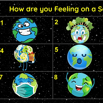 How are you Feeling? Earth