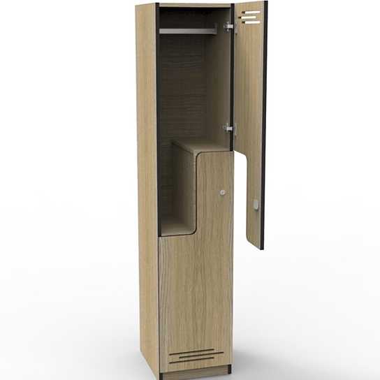 Melamine Locker Range
