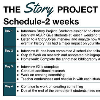 Educate to Empower Finding the Story in History Unit  Link Thumbnail | Linktree