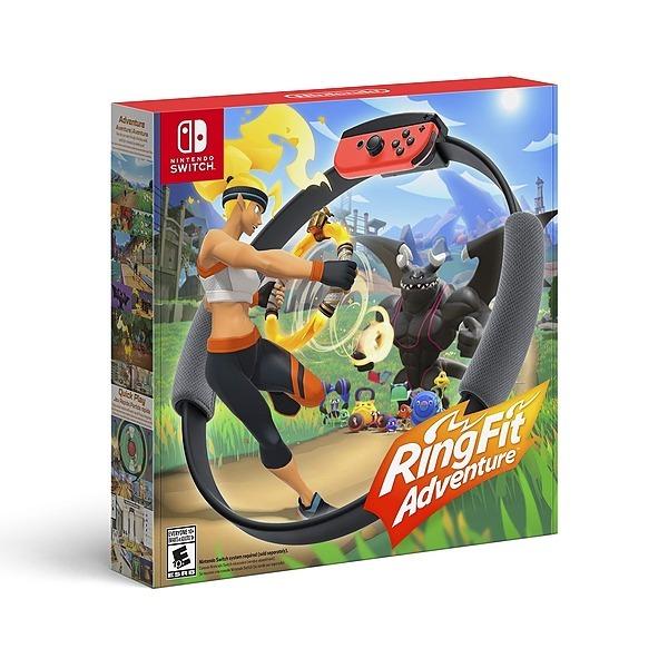 Ring Fit Adventure Nintendo- BUY NOW