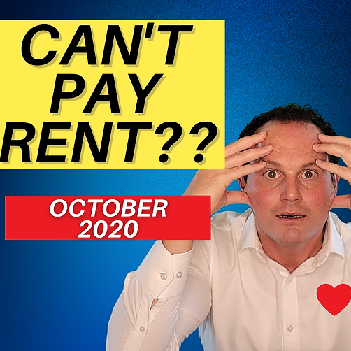 Can't Pay Rent for October Due to COVID-19? Guide for Tenants and Landlords