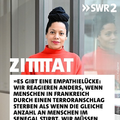 @emiliazenzile SWR2 Interview Link Thumbnail | Linktree