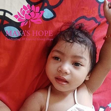 @mayashopefoundation Formula, Diapers and More for Czarina  Link Thumbnail | Linktree