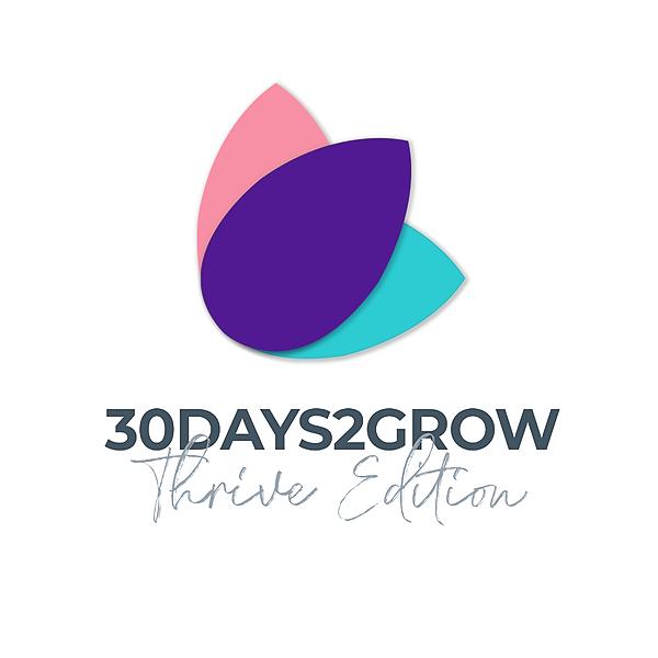 30Days2Grow Thrive Edition (phorest_uplift) Profile Image | Linktree