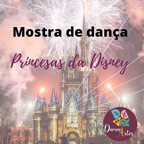 Mostra de Dança: Princesas da Disney