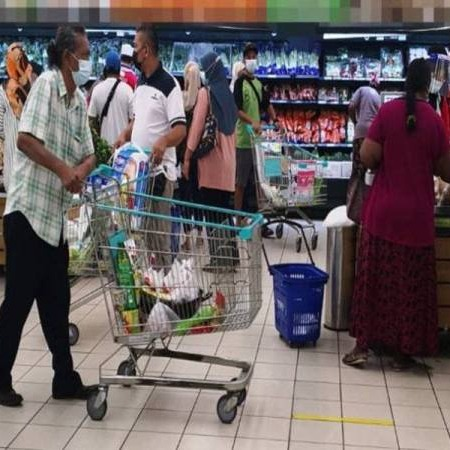 @sinar.harian PKPD Selangor: Orang ramai bersesak di pasar raya Link Thumbnail | Linktree