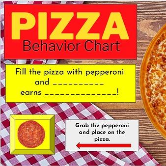 Miss Hecht Teaches 3rd Grade Pizza Behavior Chart Link Thumbnail | Linktree
