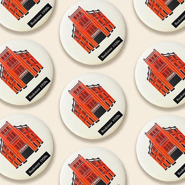 八卦青年工作室 民主散步系列徽章|購買資訊 Link Thumbnail | Linktree