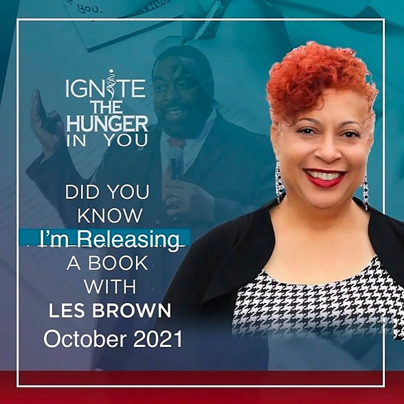 @MarcyCodyRN 📖 Book with Les Brown Pre-Launch🚀 SPECIAL EDITION ➕5 eBooks📚 🚀 Link Thumbnail | Linktree