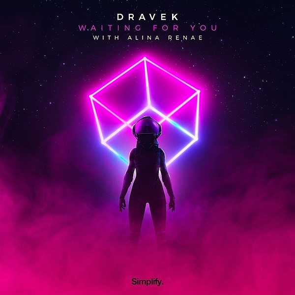 Dravek - Waiting For You (feat. Alina Renae)