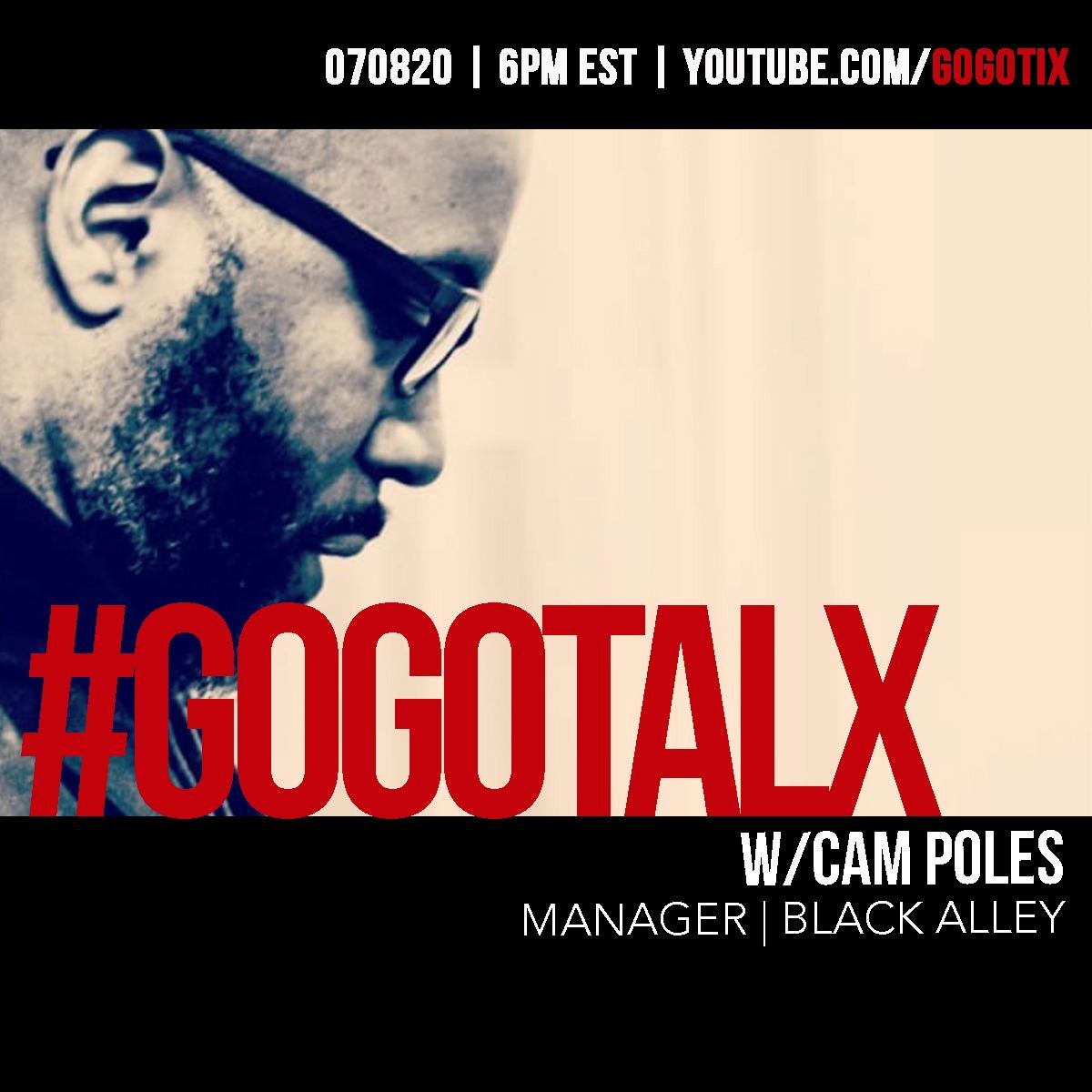 @weareblackalley GoGo Talx w/ Cam Poles Link Thumbnail | Linktree
