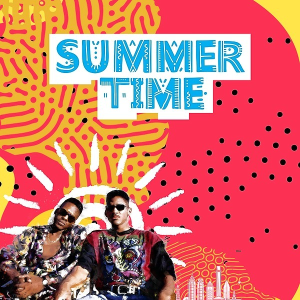 WizKids Official DJ Jazzy Jeff and the Fresh Prince: Summertime Link Thumbnail | Linktree