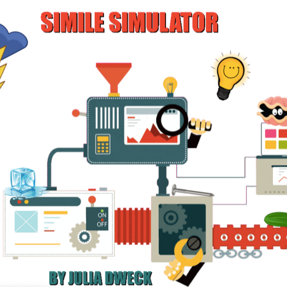 @GiftedTawk Simile & Metaphor Generators Link Thumbnail | Linktree