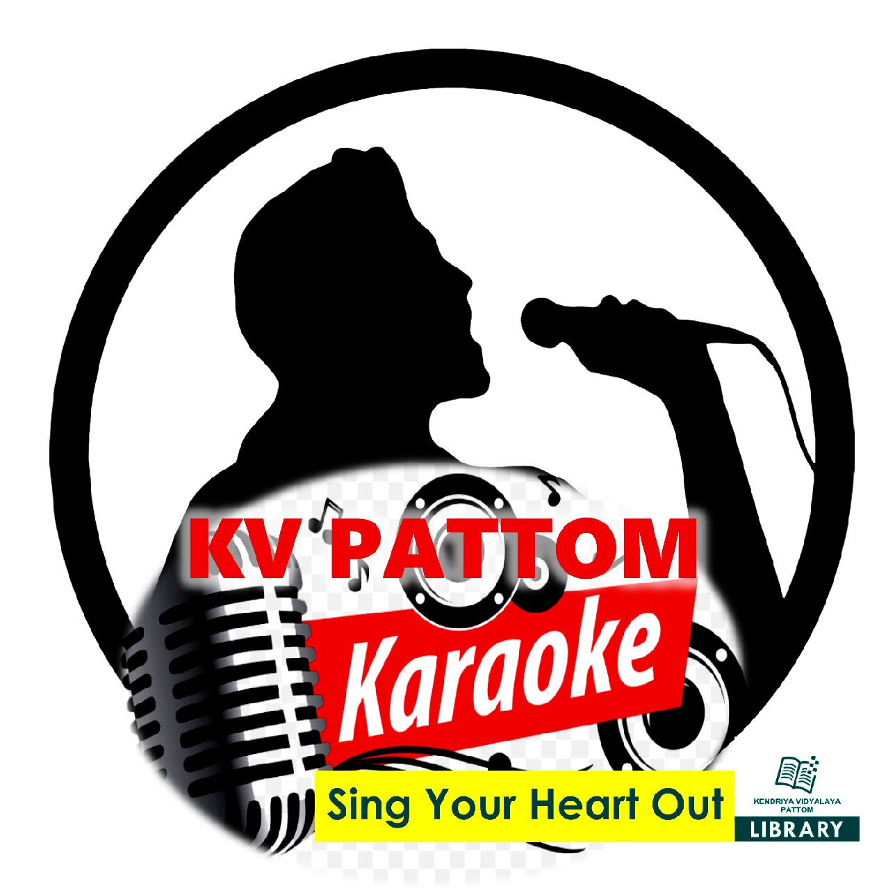 KVPATTOM LIBRARY ON PHONE KV Pattom Karaoke: sing your heart out | Keerthy Link Thumbnail | Linktree
