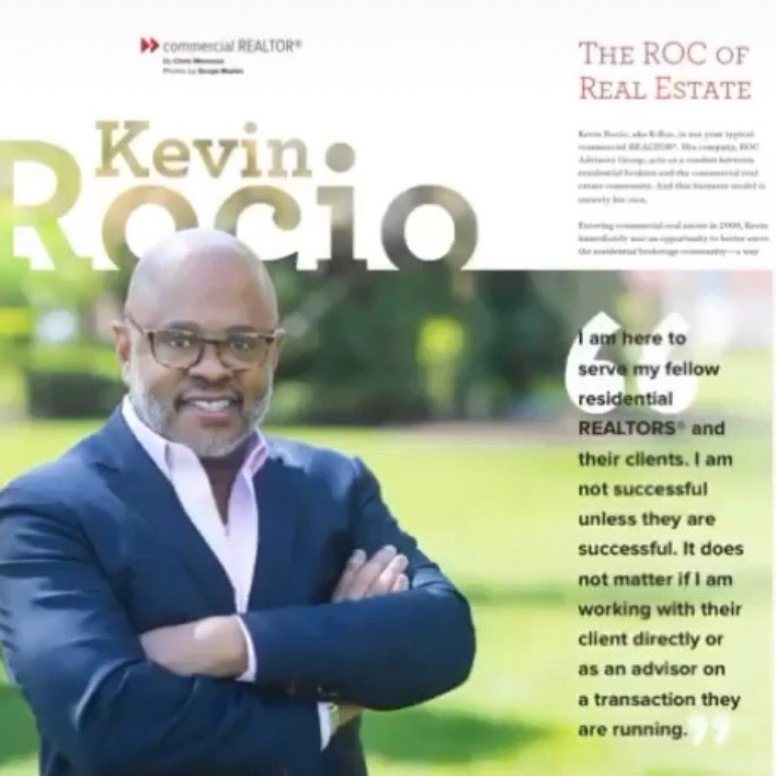 """Kevin Rocio: The ROC of REAL ESTATE"" Interview"