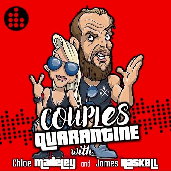 James Haskell Couples Quarantine - Youtube Link Thumbnail | Linktree