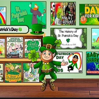 @WinterStorm St. Patrick's Day Link Thumbnail   Linktree