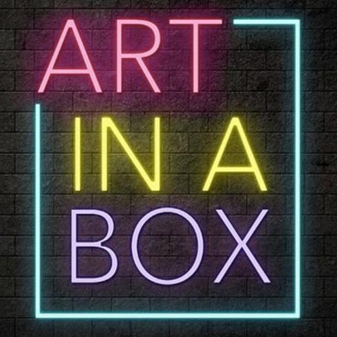 """""""La Caja de Navidad"""" (Art in a Box)"""