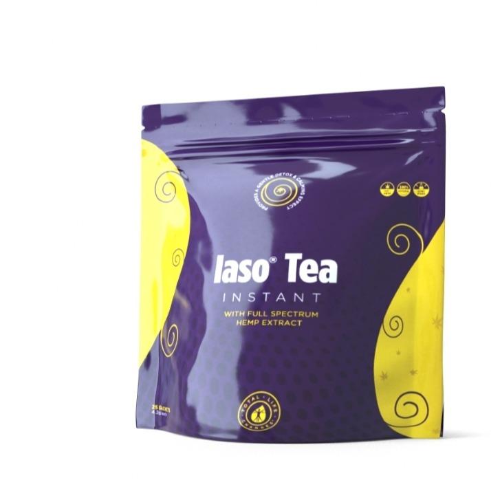 @NadineF Lemon favor CBD Detox instant tea Link Thumbnail | Linktree