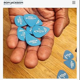 Ron Jackson Merch