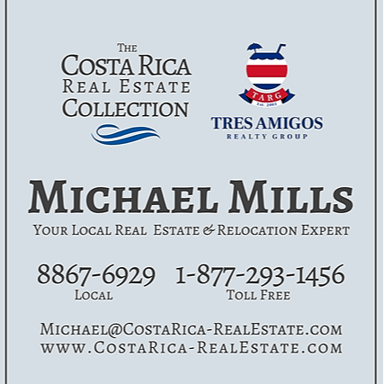 Michael Mills Real Estate Costa Rica Relocation Expert Link Thumbnail | Linktree