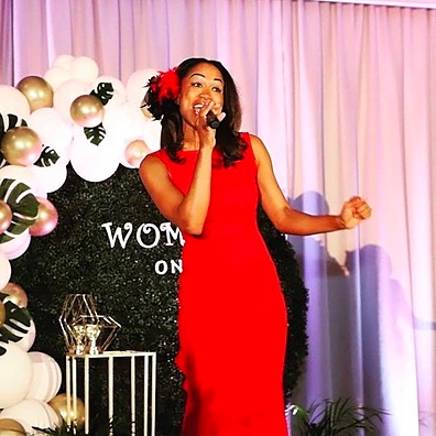BOOK ME TO SPEAK OR SING AT YOUR INSPIRATIONAL EVENT