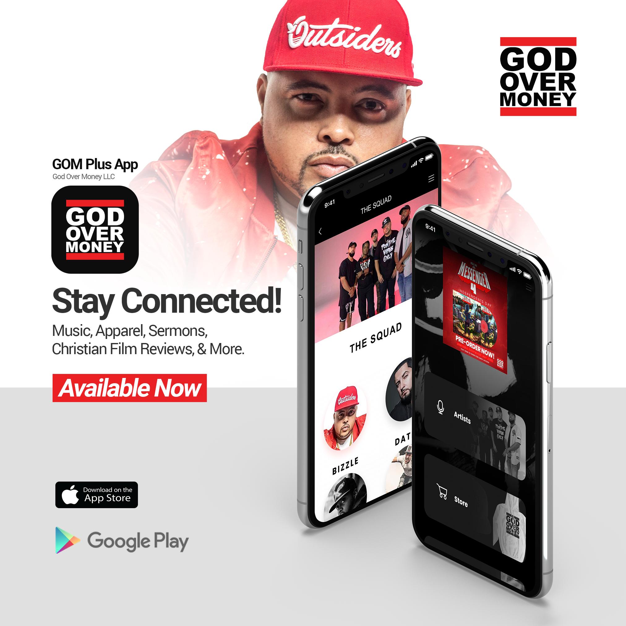 GOM Plus Mobile App