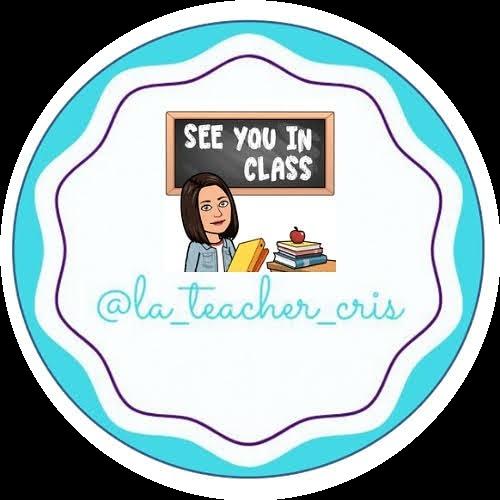 @la_teacher_cris Profile Image | Linktree